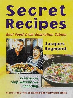 Secret Recipes - cookbook