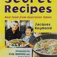 Secret Recipes - cookbook